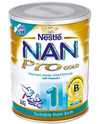 Nan pro gold 1