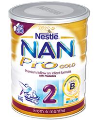 Nan pro gold 2