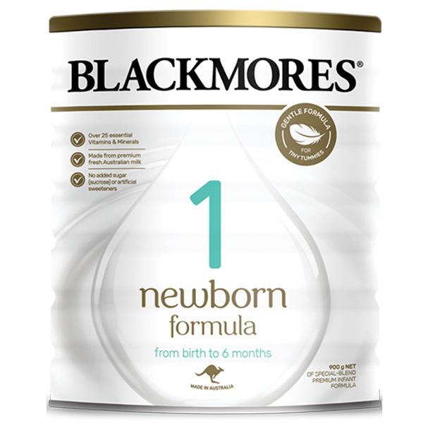 Blackmores baby formula
